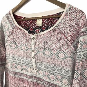 We The Free People Women's Shirt Size XS